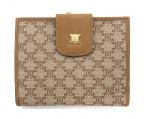 CELINE()の古着「2つ折り財布」|ベージュ