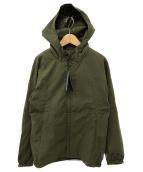 ()の古着「タクティーム2WAYパディングジャケット」 グリーン