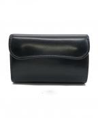 WILDSWANS(ワイルドスワンズ)の古着「3つ折り財布」|ネイビー