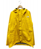 THE NORTH FACE(ザノースフェイス)の古着「ALL MOUNTAIN JACKET」|イエロー