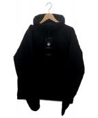 Descente ALLTERRAIN(デサントオルテライン)の古着「チタニウムサーモインシュレーテッドジャケット」 ブラック