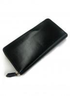COCOMEISTER(ココマイスター)の古着「ラウンドファスナー長財布」|ダークグリーン