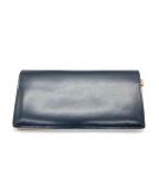 COMME CA ISM(コムサイズム)の古着「長財布」 ブラック