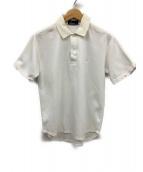 FRED PERRY(フレッドペリー)の古着「ポロシャツ」|ホワイト