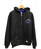 X-LARGE(エクストララージ)の古着「アクティブジャケット」|ブラック