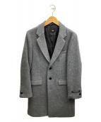 HARE(ハレ)の古着「チェスターコート」|グレー