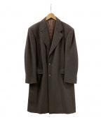 Belvest(ベルベスト)の古着「チェスターコート」|ブラウン