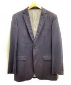 BLACK LABEL CRESTBRIDGE()の古着「スーツジャケット」|ネイビー