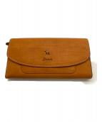 Dakota(ダコタ)の古着「長財布」|ブラウン