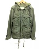 DENIM & SUPPLY RALPH LAUREN(デニムアンドサプライ ラルフローレン)の古着「フィールドジャケット」|グリーン