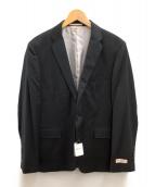 BROOKS BROTHERS(ブルックスブラザーズ)の古着「テーラードジャケット」|チャコールグレー