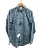 BROOKS BROTHERS(ブルックスブラザーズ)の古着「ボタンダウンシャツ」|グリーン