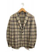RING JACKET(リングジャケット)の古着「ウールジャケット」|ベージュ