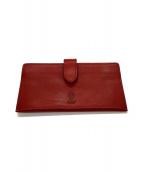 CI-VA(チーバ)の古着「長財布」|レッド