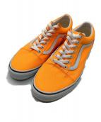 VANS(バンズ)の古着「オールドスクール」|オレンジ