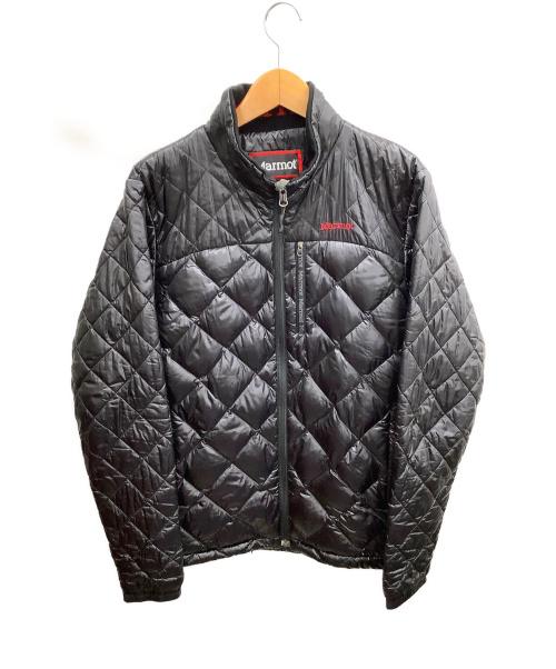 Marmot(マーモット)Marmot (マーモット) キルティングダウンジャケット ブラック サイズ:Lの古着・服飾アイテム