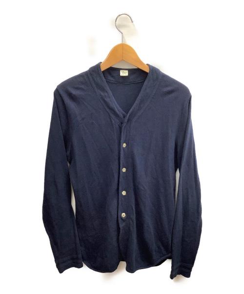 Ron Herman(ロンハーマン)Ron Herman (ロンハーマン) カシミア混カーディガン ネイビー サイズ:Mの古着・服飾アイテム