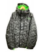 Columbia(コロンビア)の古着「エクストリームポイントジャケット」|グレー