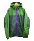 Columbia(コロンビア)の古着「デクルーズサミットジャケット」|グリーン