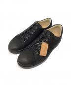 ECCO(エコー)の古着「スニーカー」 ブラック
