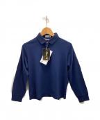le coq sportif(ルコックスポルティフ)の古着「ポロシャツ」|ネイビー