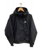 NIKE(ナイキ)の古着「ウインドフルジップ WR HD ジャケット」|ブラック