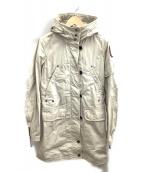 PARAJUMPERS(パラジャンパーズ)の古着「モッズコート」|ベージュ
