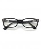 RAY-BAN(レイバン)の古着「眼鏡フレーム」|ブラック