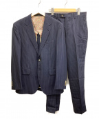 Paul Smith London(ポールスロンドン)の古着「2Bスーツ」 ネイビー