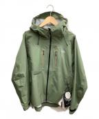 POLEWARDS(ポールワーズ)の古着「デユアルホースエイペックスジャケット」|オリーブ