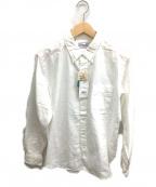 SONTAKU(ソンタク)の古着「ボタンダウンシャツ」 ホワイト