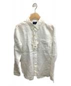 ()の古着「ボタンダウンシャツ」 ホワイト