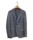 Paul Stuart(ポールスチュアート)の古着「テーラードジャケット」|グレー