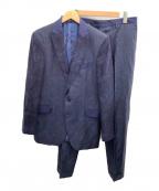 ETRO(エトロ)の古着「セットアップスーツ」|ネイビー