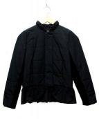 fleamadonna(フリーマドンナ)の古着「タイガーワッペンブルゾン」|ブラック
