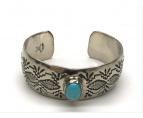 Indian Jewely(インディアンジュエリー)の古着「シルバーバングル」