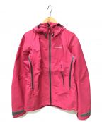 norrona(ノローナ)の古着「ハードシェルジャケット」 ピンク