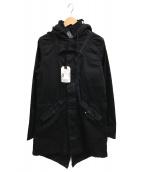 DENHAM(デンハム)の古着「ADVISOR PARKA」 ブラック