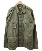 Buzz Ricksons(バズリクソンズ)の古着「ミリタリージャケット」|オリーブ