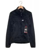 MILLET(ミレー)の古着「グリズリージャケット」|ブラック