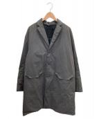 DESCENTE PAUSE(デサントポーズ)の古着「ダウンコート」|グレー