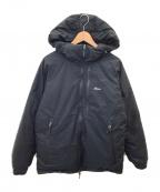 NANGA(ナンガ)の古着「オーロラ ダウンジャケット」|ブラック