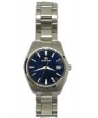 ()の古着「GRAND SEIKO SBGP013  腕時計」 ネイビー