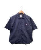 ()の古着「ワークシャツ」 ネイビー