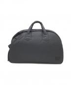 HEAD PORTER(ヘッドポーター)の古着「ミニボストンバッグ」|ブラック