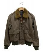 ()の古着「B-10フライトジャケット」 オリーブ