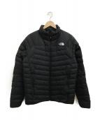 THE NORTH FACE(ザノースフェイス)の古着「サンダージャケット」|ブラック