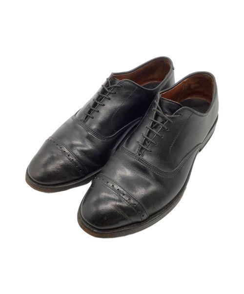 Allen Edmonds(アレン エドモンズ)Allen Edmonds (アレン エドモンズ) キャップトゥレザーシューズ ブラック サイズ:7 5705の古着・服飾アイテム