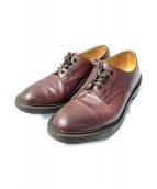()の古着「Cap Toe Country Shoes」 ブラウン