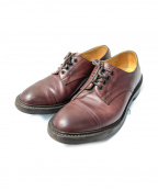Trickers(トリッカーズ)の古着「Cap Toe Country Shoes」|ブラウン